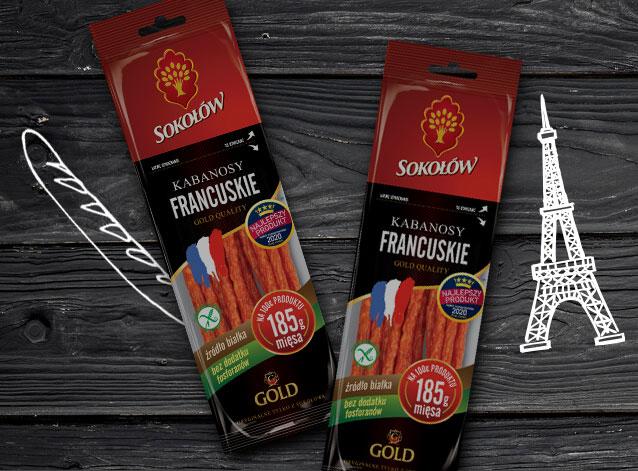 French Style Kabanos