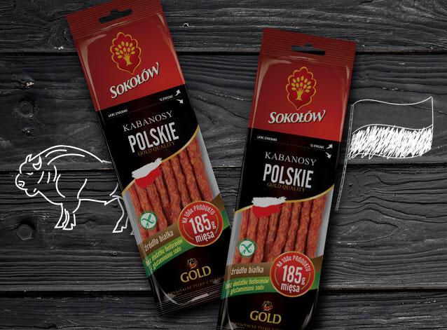 Polish Style Kabanos