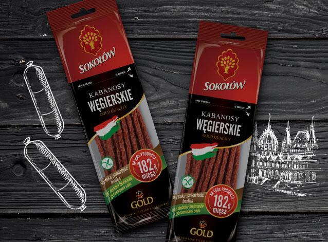 Hungarian Style Kabanos